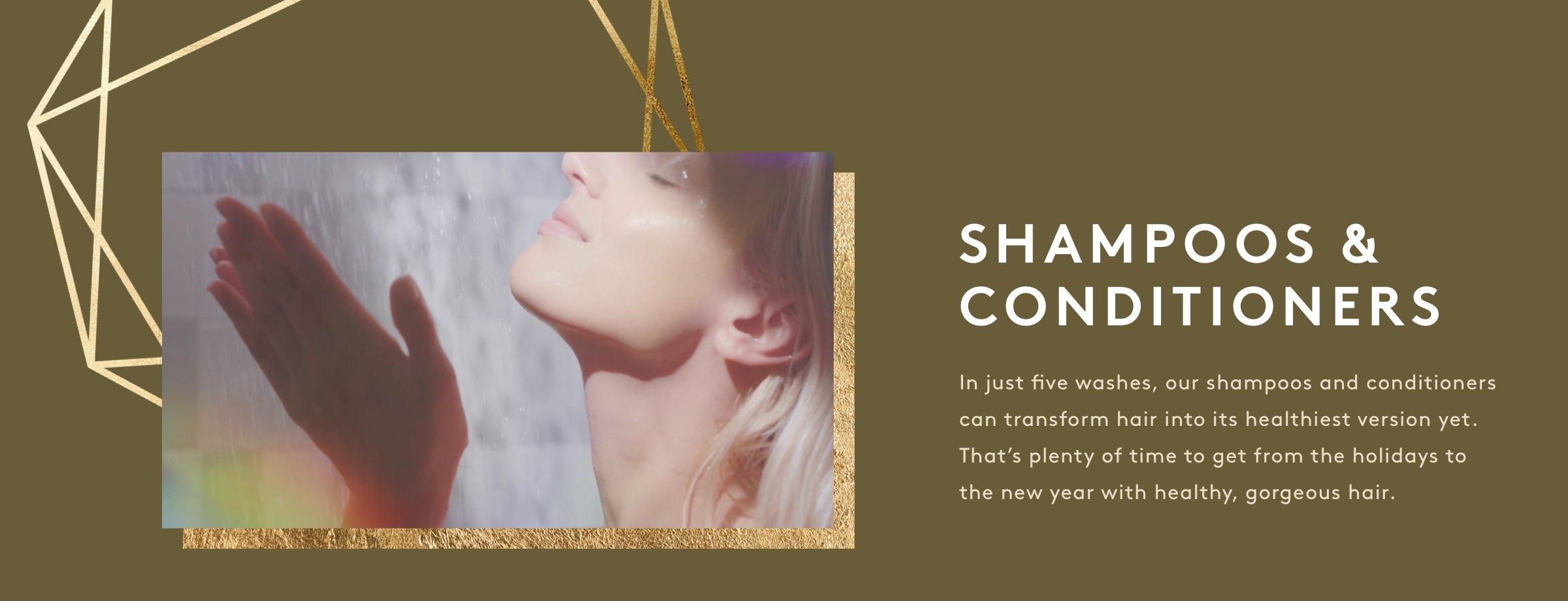 Shampoos & Conditioners