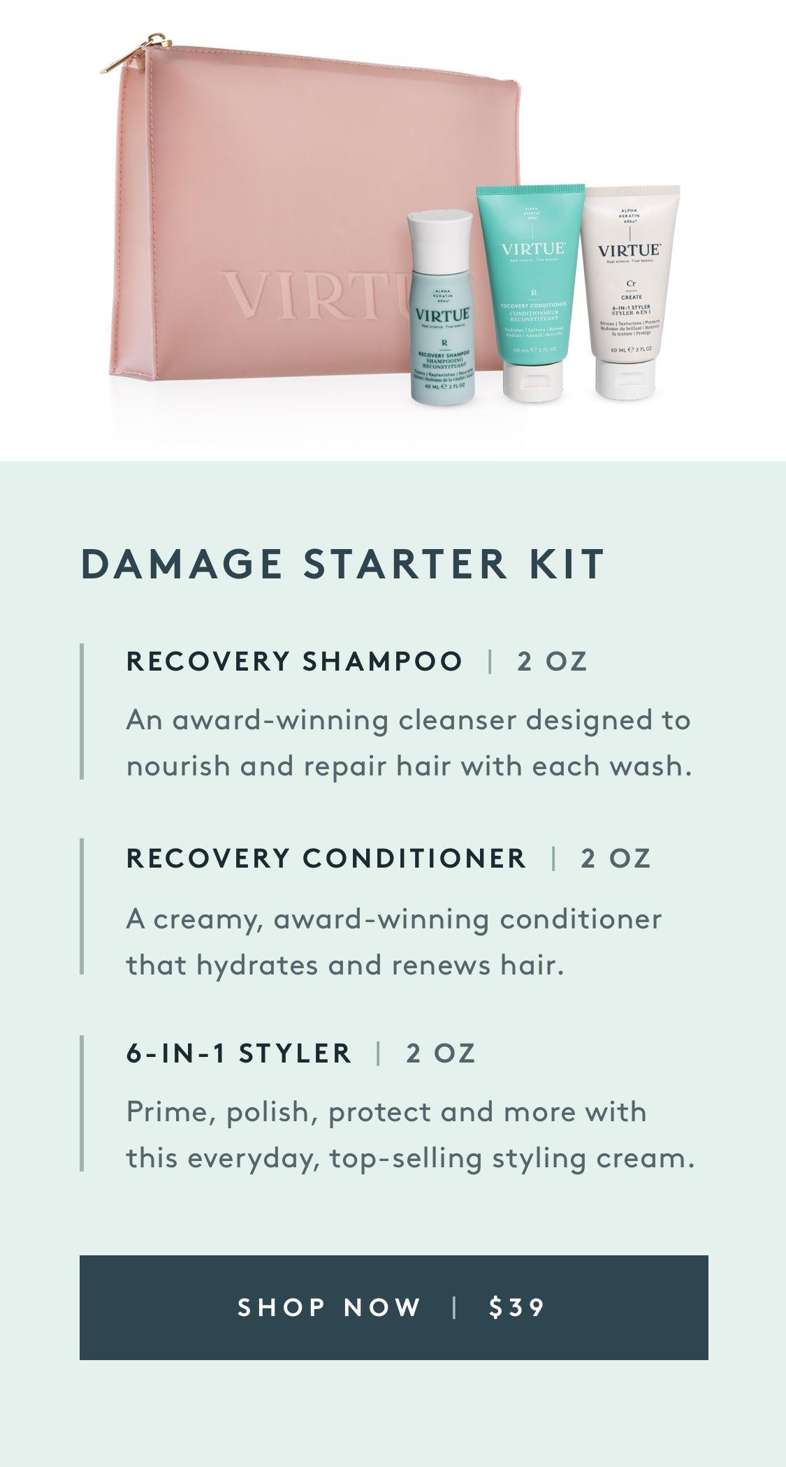 Damage Starter Kit