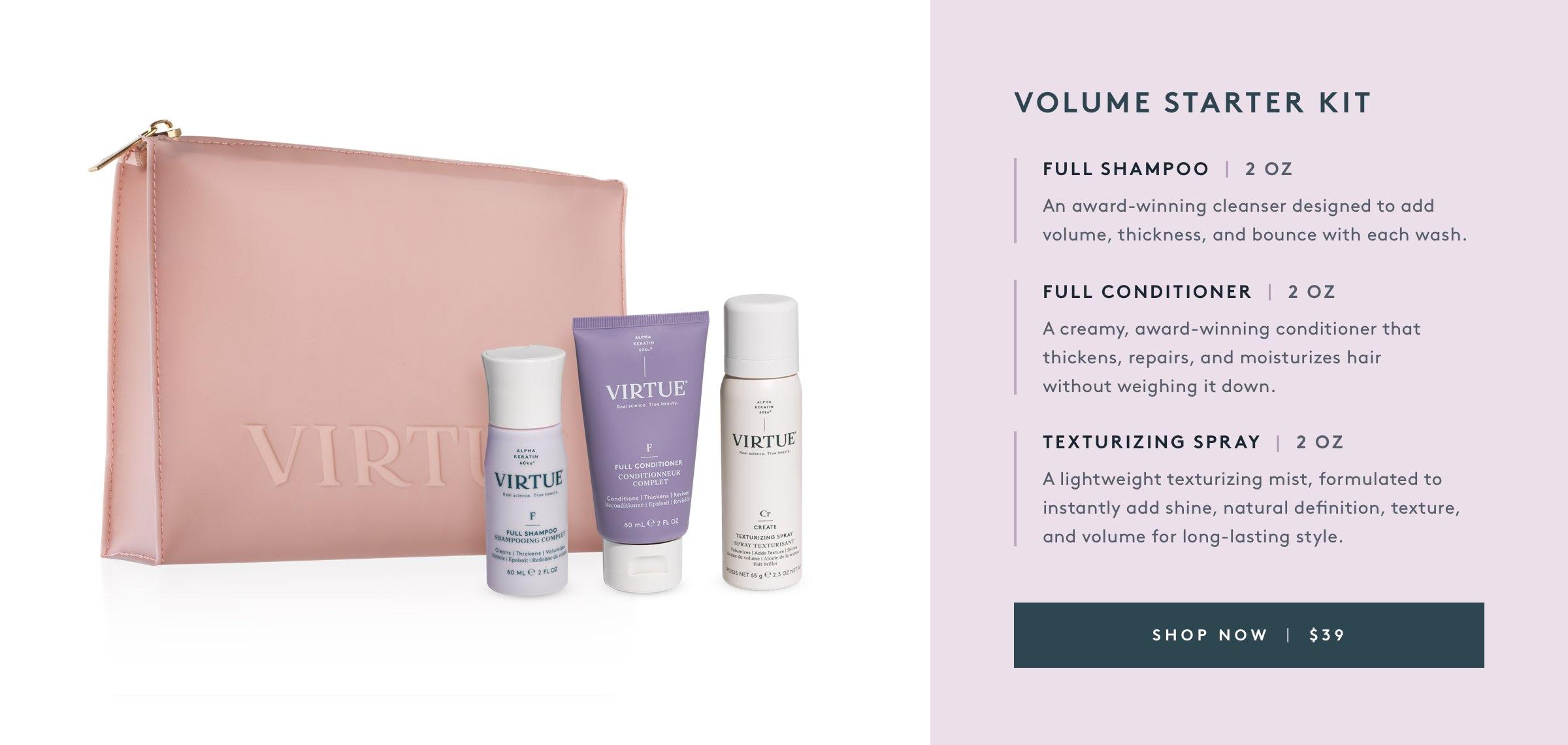 Volume Starter Kit