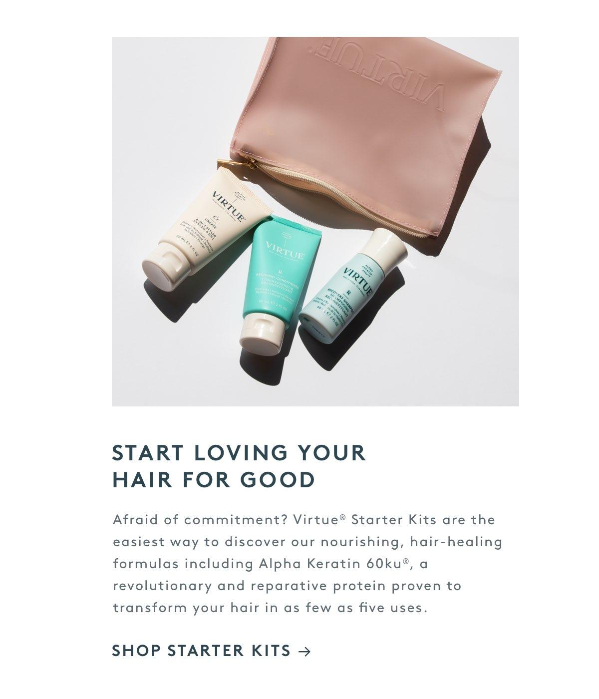 Start Loving Your Hair For Good