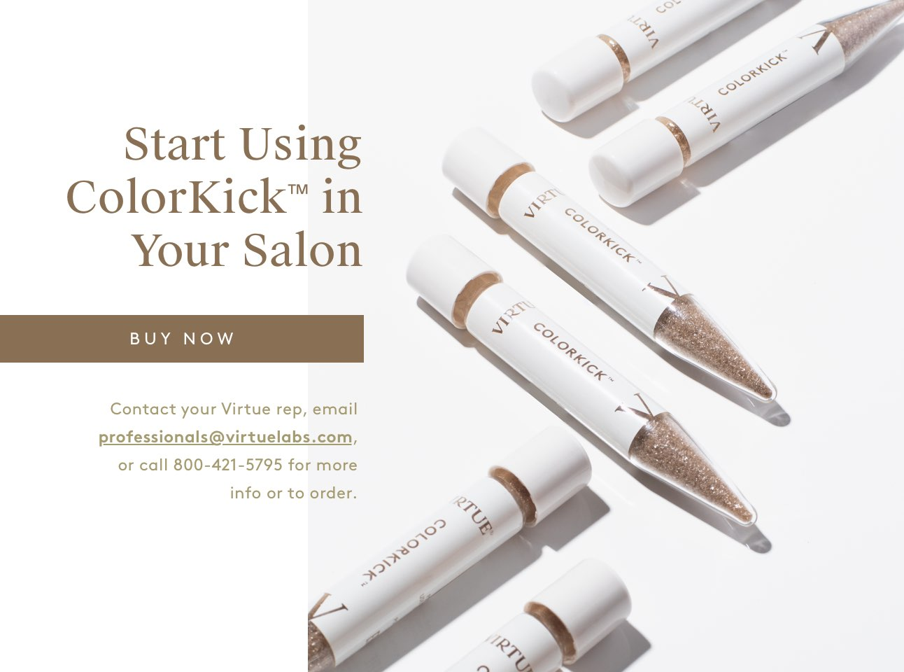 Start Using ColorKick™ in Your Salon