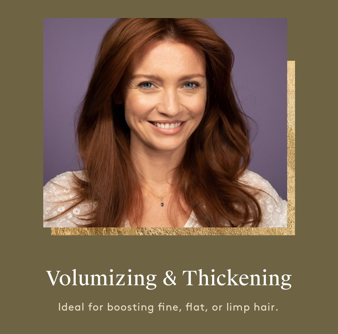 Volumizing & Thickening